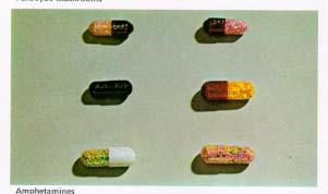 Амфетамин для похудения: как принимать
