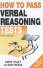 How to pass Verbal Reasoning Tests.